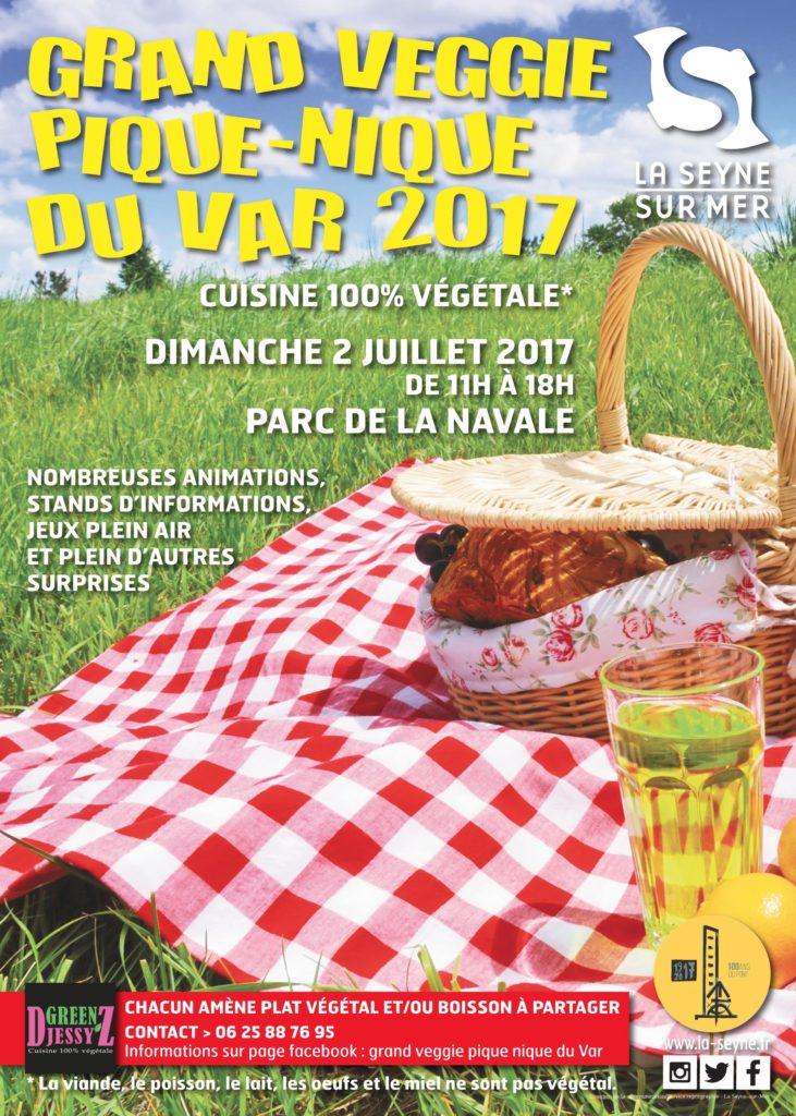 Grand Veggie Pique-nique